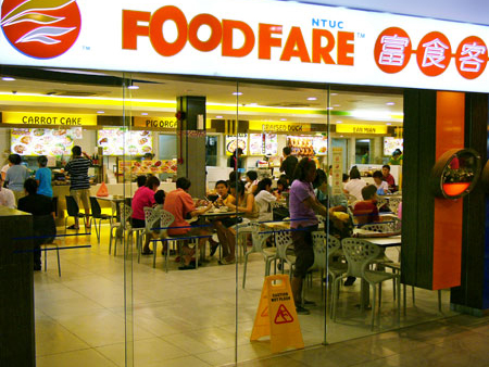 Foodfare (real food)